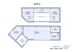 Plan Loft 2