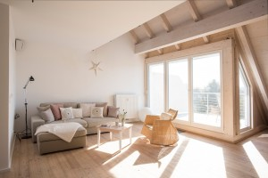Dachgeschoss West - Wohnen (möbliert) - Bild 2