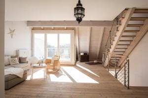 Dachgeschoss West - Wohnen (möbliert) - Bild 3