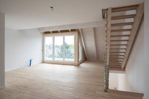 Dachgeschoss West - Wohnen - Bild 1